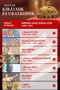 Magyar királyok és uralkodók